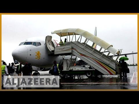 🇪🇹 🇪🇷 'Bird of peace': First direct Ethiopia-Eritrea flight in 20 years   Al Jazeera English thumbnail