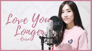 Download Lagu #TRANSMEDIA16 Love You Longer - Raisa + cover by reginaeklesiautama Gratis STAFABAND