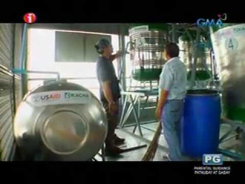 I-Witness: Filipino inventor provides clean drinking water for Cambodia's floating villages