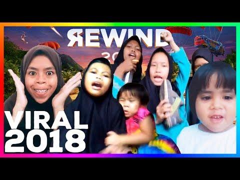 Top Viral Indonesia Tahun 2018 Lucu Lucu Video