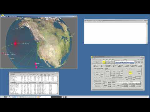 Satellite Contact Reporting Analysis & Prediction (SCRAP) Software