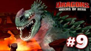 Green Death Appears! | DRAGONS : Rise Of Berk - Ep9 HD