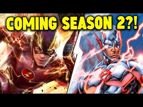 The Flash and All the Speedsters in DC Comics!