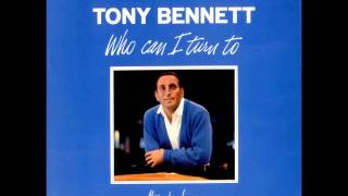 Watch Tony Bennett I Walk A Little Faster video