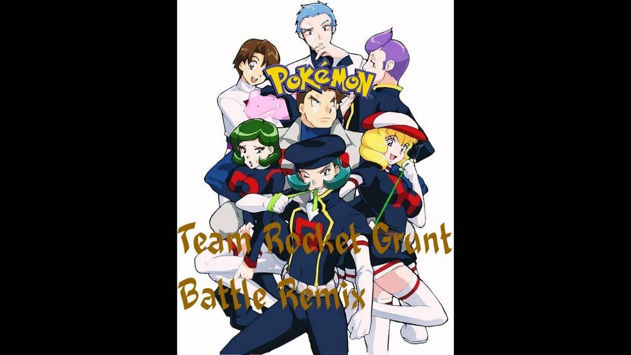 Team Rocket Grunt Wants to Battle Team Rocket Grunt Battle