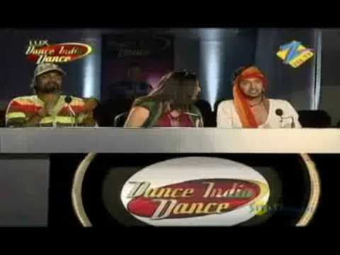 Lux Dance India Dance Season 2 Dec. 19 '09 - Vadodara Audition Part 9