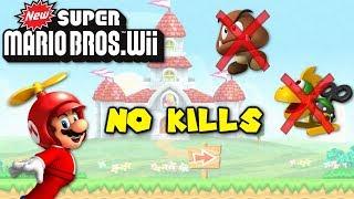 New Super Mario Bros. Wii - Pacifist Run