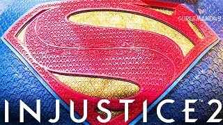 "JUSTICE LEAGUE Superman Vs JUSTICE LEAGUE Batman Epic Gear! Injustice 2 ""Superman"" Justice League"