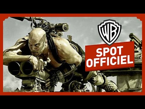 Mad Max Fury Road - Spot Officiel War - Tom Hardy / Charlize Theron