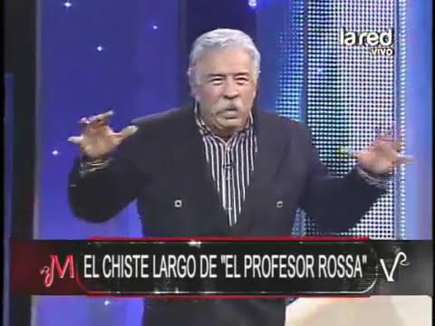 El Regreso del Profesor Rossa a Mentiras Verdaderas (Rutina Completa)