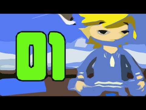 The Legend Of Zelda: Wind Waker - Episode One