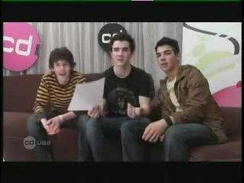 (THE REAL)CD USA quiz!!!the jonas brothers