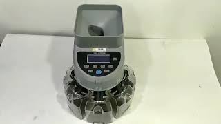 Coin Counting & Sorting Machine PARAS -950 Contact No. 022-4971 1010/ +91 98203 48555/ 73039 48855