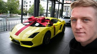 Epic Games Bought Me A Lamborghini