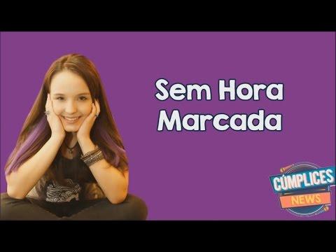 Sem Hora Marcada (Letra) Trilha Sonora C1R - Lettícia