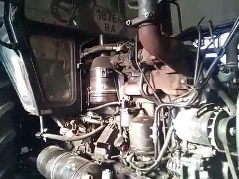 трактор мтз 892 хлам