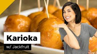 Karioka   Carioca Recipe (Filipino Dessert)