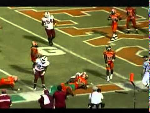 Coach Buddy Pough Show South Carolina State VS FAMU 2010 Part 2