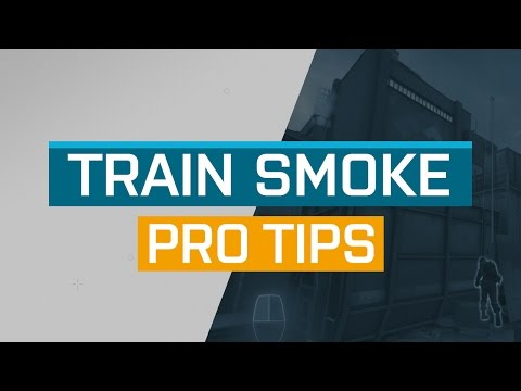 CS:GO - ProTips: Train - A-Site Side Alley Smoke