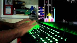 Osu! mania [Multiplayer Live Play] Hatsune Miku - Rubik's Cube [7x7x7] 7k played by Fiea