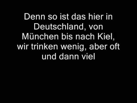 Mike Kruger - Wir Trinken Wenig