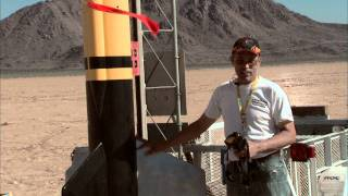 Re-Launching the First Science Rocket to Space