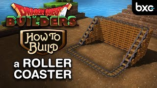 DQB - How to build a wooden roller coaster