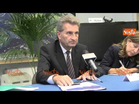 OETTINGER COMM UE ENERGIA GAS ITALIA HA BUONE RISERVE NOI AL LAVORO PER AFFRONTARE EMERGENZE 01_41