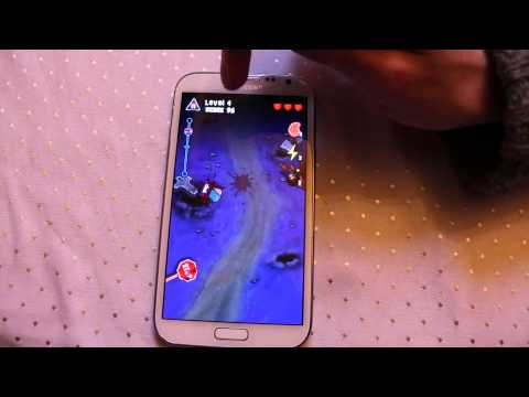 Zombie Smasher Android Review Galaxy Note 2 & S3 - Androidizen