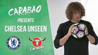 CHELSEA UNSEEN: Featuring David Luiz, Chelsea Ladies and much more!