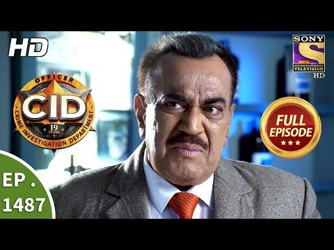 CID - Ep 1487 - Full Episode - 13th January, 2018 thumbnail
