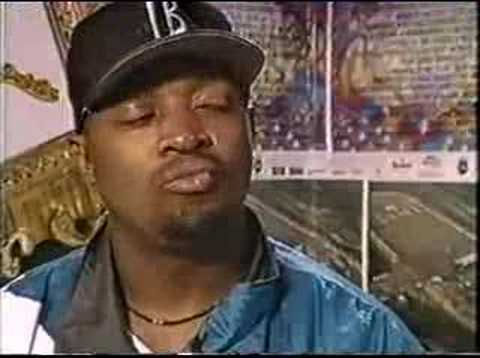 Chuck D interview - Hangin' with the Rage (Pinkpop 1996)