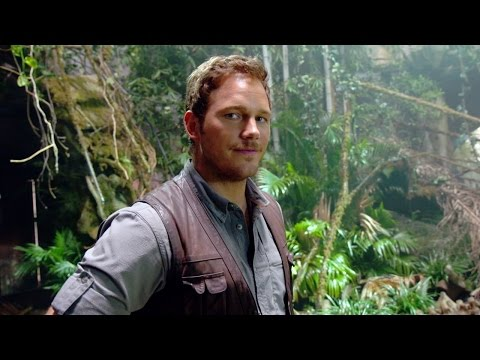 Chris Pratt's ‪‎Jurassic World‬ Journals: Stunts (HD)