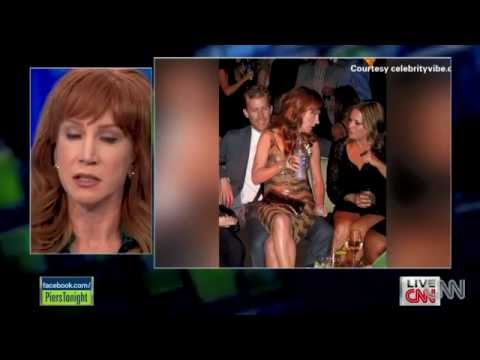 Kathy Griffin about Anderson Cooper, New Years Eve, Roofy, Bikini Bod, new guy,
