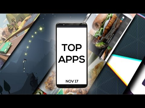 5 Best Android & iPhone Apps! (November 2017)