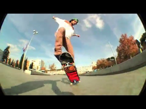 Jart Skateboards - The PROject Sergio Muñoz