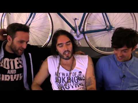 Does Fox Prefer Guns Or Racism? Russell Brand The Trews (E162)