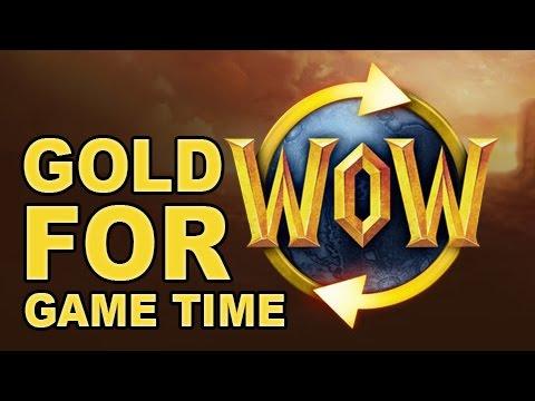 Игроки World of Warcraft скоро смогут обмениваться игровым временем. igrovy