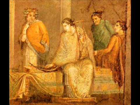 Music from Ancient Rome part II