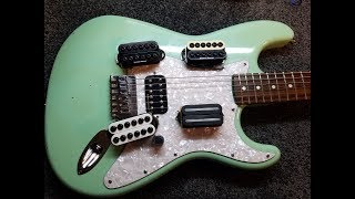 The Ultimate Tom Delonge Pickup Shootout (X2N, Invader, Dirty Fingers)