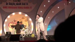 Salim Merchant and Sulaiman Performing teri Deewani live in bangalore.MTS