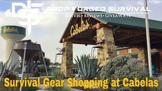 $20,000 Cabela's Shopping Spree