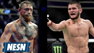 Conor McGregor Gives Fight Analysis of UFC 229 Loss