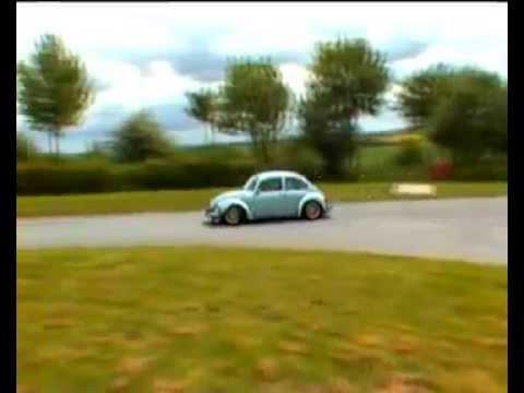 VW Beetle Drifting :) 1303 RS