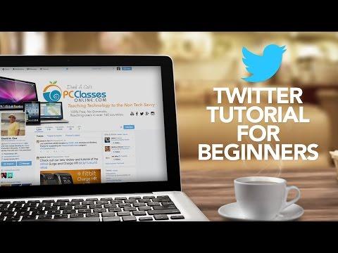 Twitter Tutorial For Beginners