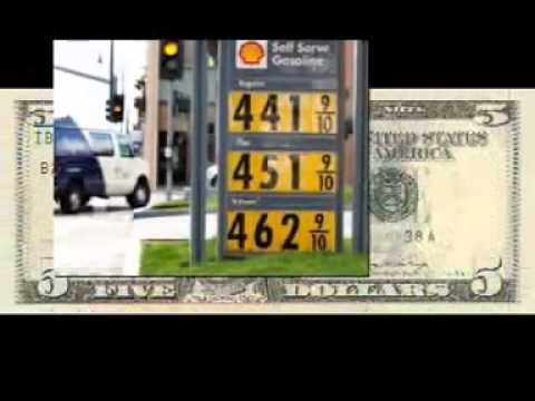 Gas prices are NOT going up. Steady since the 1970's!