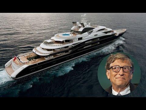 Тратим Деньги Билла Гейтса - Как Потратить Миллиарды Долларов?