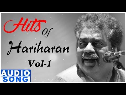 Hariharan Tamil Hits | Best of Hariharan Songs Collection | Vol 1 | Audio Songs | Music Master