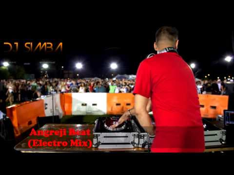 Gippy Grewal- Angreji Beat (Electro Mix)- Dj SimBa- Dec 2012