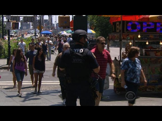 America celebrates Independence Day in blanket of security